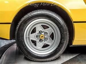 1982 Ferrari 308 Gts Convertible Yellow For Sale
