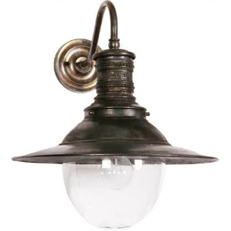 victorian station lamp wall light  indoor  outdoor