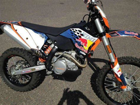 ktm 450 exc limited chions edition