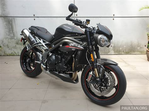 Triumph Speed Image by 2019 Triumph Speed 1050 Rs In Malaysia Rm109 900
