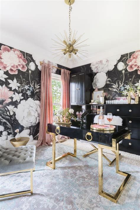 maximalist decor dos  donts home office furniture