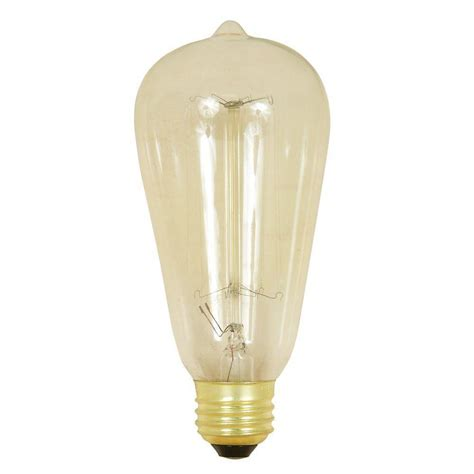 colored light bulbs home depot ge reveal 60 watt incandescent b10 blunt tip multi use
