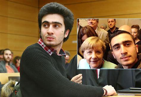 เฟซบุ๊กชนะคดีวัยรุ่นหนุ่มซีเรียถ่ายเซลฟี่นายกฯ หญิงเยอรมัน ...