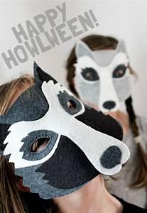 Masque Halloween A Fabriquer : bricolage halloween dessine moi un masque ~ Melissatoandfro.com Idées de Décoration