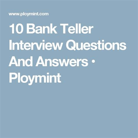 Bank Teller Questions And Answers Exles by 25 Best Ideas About Bank Teller On Customer