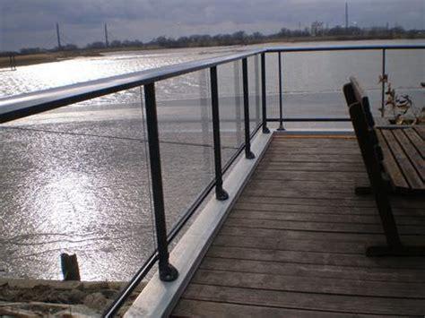 garde corps verre exterieur garde corps d ext 233 rieur en aluminium 224 panneaux en verre 224 barreau panorama 174 alu