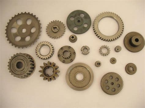 Types And Uses Of Gears