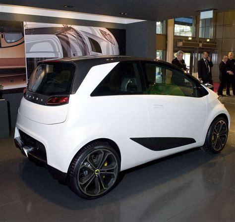 Automotive Car Magazine Lotus Ceo Says Concept City Car