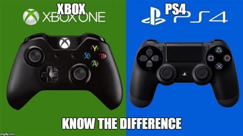 Ps4 Meme - xbox one vs ps4 imgflip