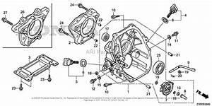 Honda Engines Gx100rt Krbf Engine  Tha  Vin  Gccct