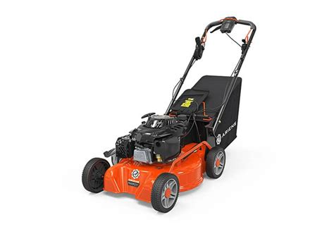 ariens razor   propelled gas lawn mower review