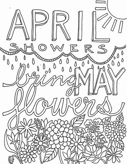 Happy April Showers