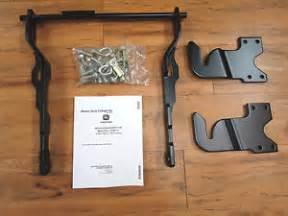deere 1023e 1025r and 1026r mower deck linkage kit part blv10736 ebay