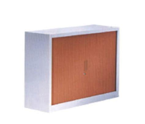 armoire bureau discount armoire à rideau ou à portes battantes classeurs de