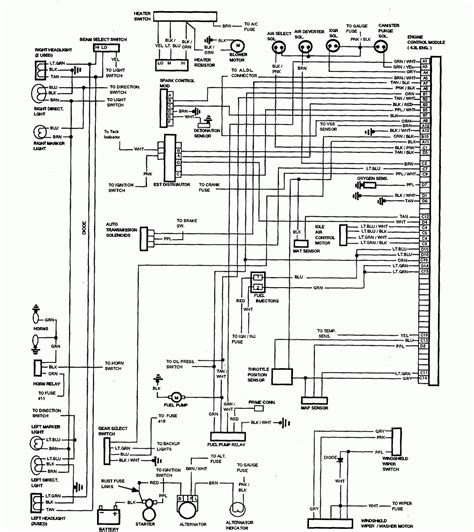 Chevy Steering Column Wiring Diagram by 1965 Chevrolet Steering Column Wiring Diagram Auto