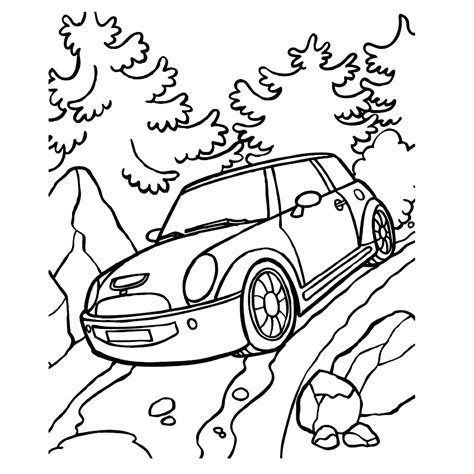 Kleurplaat Auto Opel by Auto S Kleurplaten Kleurplatenpagina Nl Boordevol