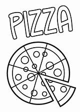 Pizza Coloring Pages Printable Sheets Italian Fnaf Preschool Enjoy Colouring Drawing Steve Fun Books Pump Colors Delicious Cool Sheet 2006 sketch template