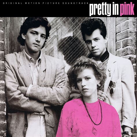 Pretty In Pink by The Lost And Found Pretty In Pink Soundtrack Fusion