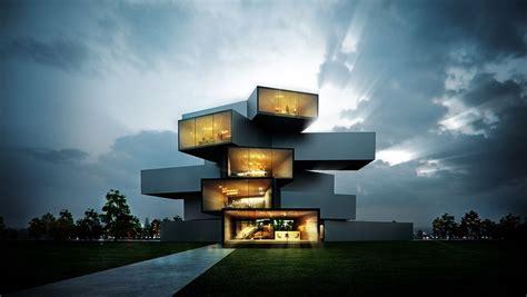 Moderne Coole Häuser by 25 Einzigartige Architektonische Wohnideen Architektur