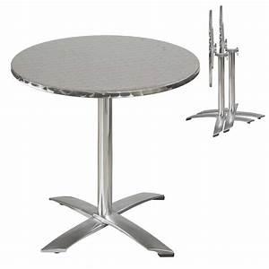 Table De Salon De Jardin Pas Cher : table ronde de jardin table de salon de jardin pas cher ~ Dailycaller-alerts.com Idées de Décoration