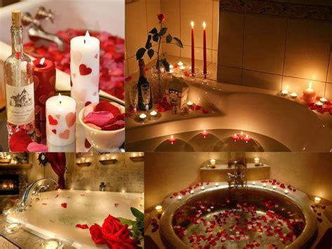 Come Preparare Un Romantico Bagno Per San Valentino