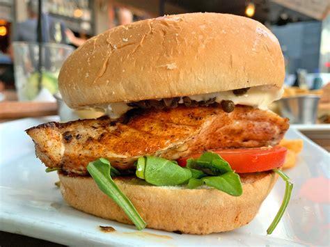 grouper sandwich st galley petersburg sandwiches fl lori brown