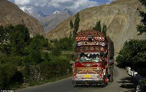 Pakistan's psychedelic caravans will REALLY liven up the