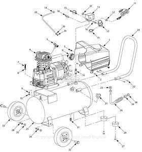 Campbell Hausfeld Hl5516 Parts Diagram For Air