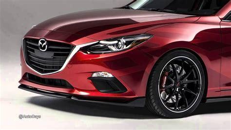 2013 Mazda Vector 3 Concept Preview
