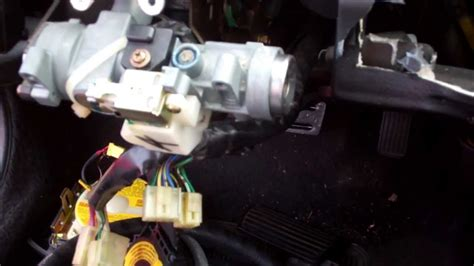 honda civic lock cylinder replacement youtube