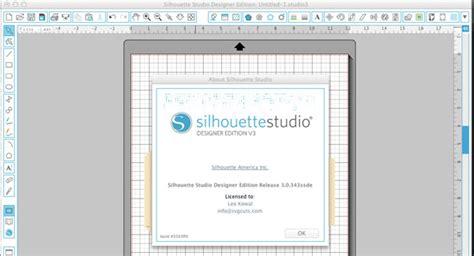 silhouette design studio using svg files with silhouette studio designer edition