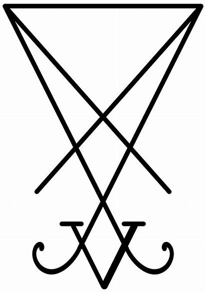 Symbols Demonic Cliparts Satanic Satanism Documents Attribution