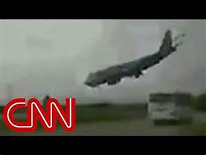 Viral video provides clues to 747 crash - YouTube
