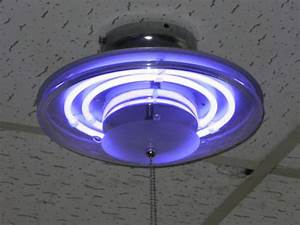 Neon ceiling fan add a statement to your room warisan