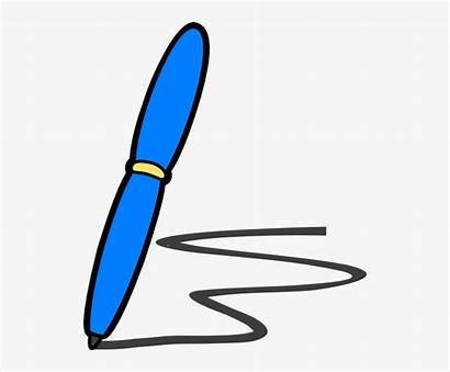 Pen Clipart Clip Writing Write Pngkey Clipground