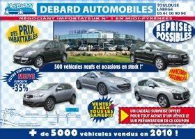 Debard Automobile Toulouse Labege : debard automobiles march des pays de l 39 aveyron ~ Medecine-chirurgie-esthetiques.com Avis de Voitures