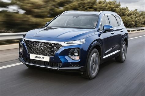 2019 Hyundai Santa Fe Getting A Diesel In Us  Motor Trend