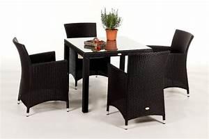 Gartentisch Und Stühle Set : gartenm bel gartenmobiliar gartentische gartenst hle montreal dining dark braun dunkelbraun ~ Bigdaddyawards.com Haus und Dekorationen