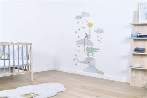 chambre de fille stickers chambre bébé idées inspirations tendances