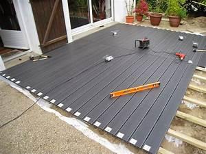 Lambourde Terrasse Composite : les 25 meilleures id es de la cat gorie pose terrasse ~ Premium-room.com Idées de Décoration