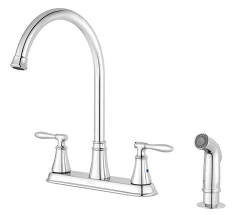 Best Kitchen Faucets Menards by Pfister Glenora 2 Handle Kitchen Faucet At Menards 174