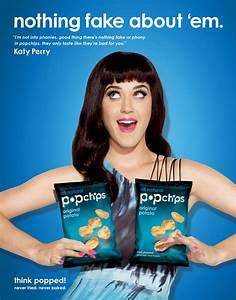 Katy Perry Brings Popchips Back From the Brink in New Ads ...