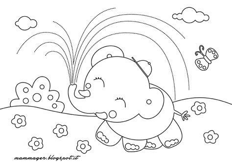 disegni di animali da stare e ritagliare animali da stare e colorare