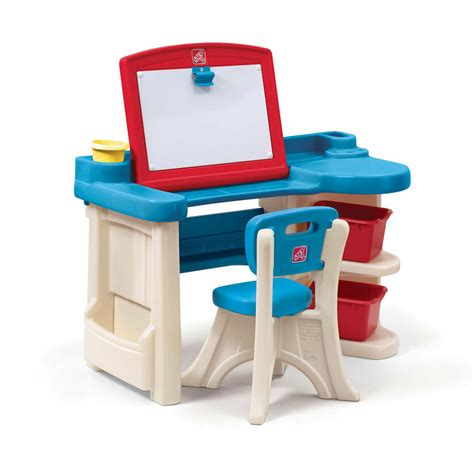 step2 studio desk chair table toddler furniture 461 | s l1000