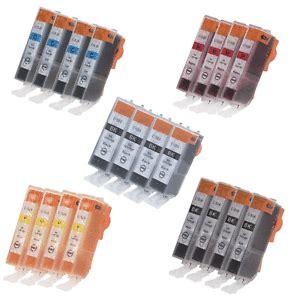 View and download canon mg5200 series manual online. 20x MG5200 Druckerpatronen für CANON Pixma PGI525 CLI526 Tintenpatronen   eBay