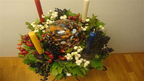 bastelideen im herbst raum dekorationen selber machen