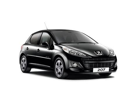 Peugeot 207 Urban Move Technical Details, History, Photos