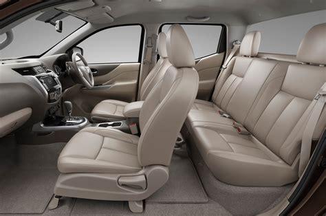 nissan navara interior 2015 nissan navara np300 unveiled