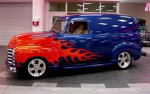 1948 Chevy Panel Truck