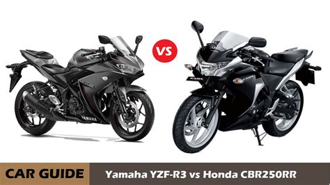 Yamaha Cbr by Honda Cbr 250rr Vs Yamaha Yzf R3 Comparison And Reviews